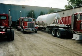 deicer storage tanks